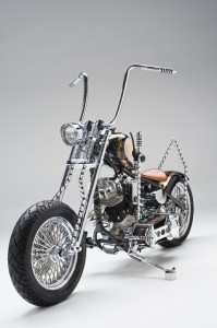 K & K Custom Cycles, Ken & Kyle Boyle, Easy Rider Photo Shoot