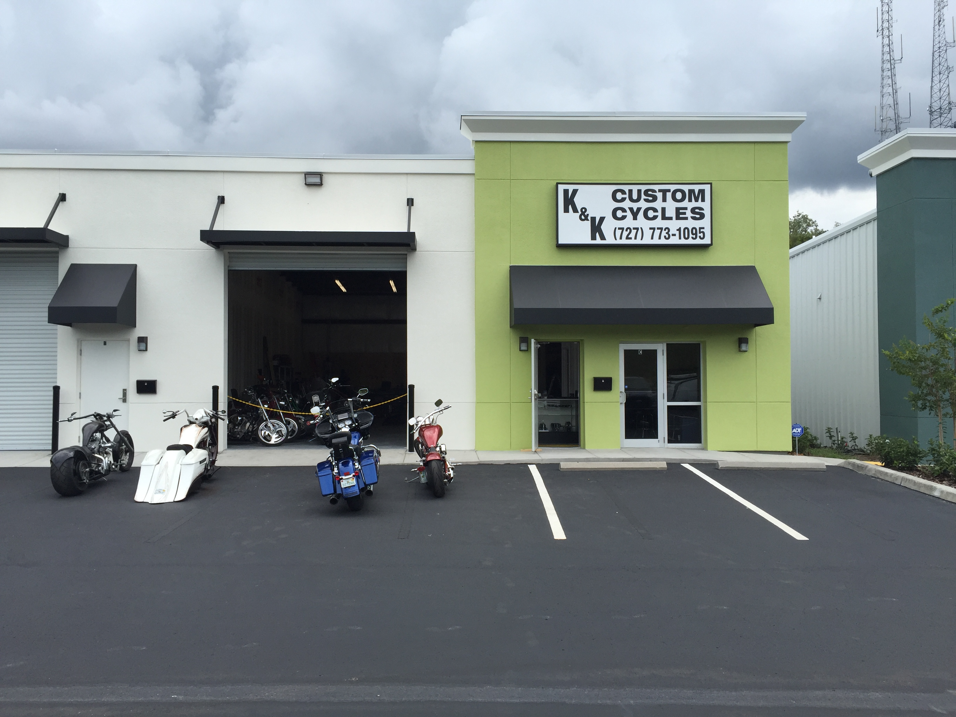 K & K Custom Cycles, Palm Harbor, Florida